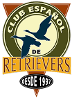 Logo Club español de Retrievers